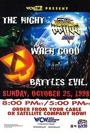 WCW/NWO Halloween Havoc Poster