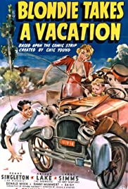 Blondie Takes a Vacation (1939) Poster - Movie Forum, Cast, Reviews