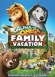Alpha And Omega 5: Family Vacation (2015)