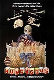 Humongous(1982) Poster - Movie Forum, Cast, Reviews