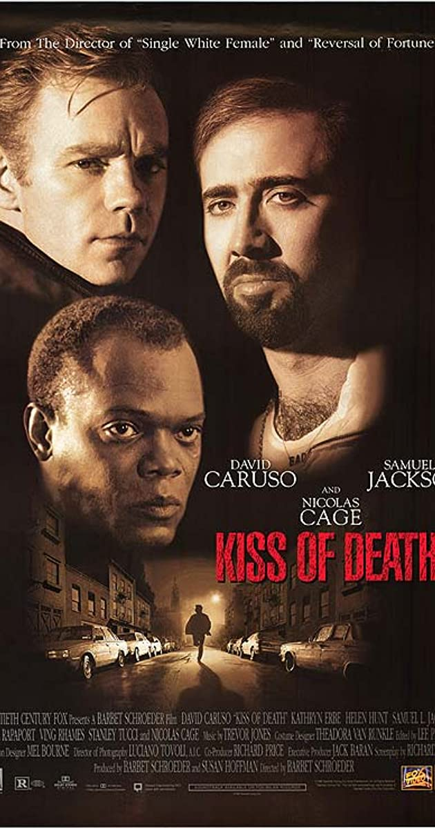 an analysis of kiss of death a gangster film