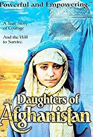 Daughters of Afghanistan Poster