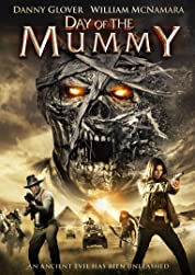 Day of the Mummy (2014) poster