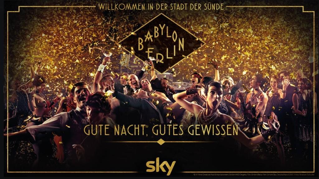 مسلسل Babylon Berlin الموسم الاول الحلقة 4 الرابعة ( مترجمة )