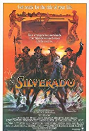Silverado (1985) Poster - Movie Forum, Cast, Reviews