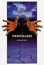Nightmares(1983) Poster - Movie Forum, Cast, Reviews
