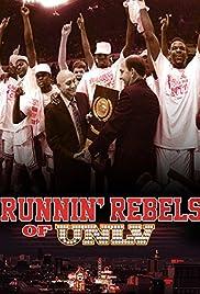 Runnin' Rebels of UNLV Poster