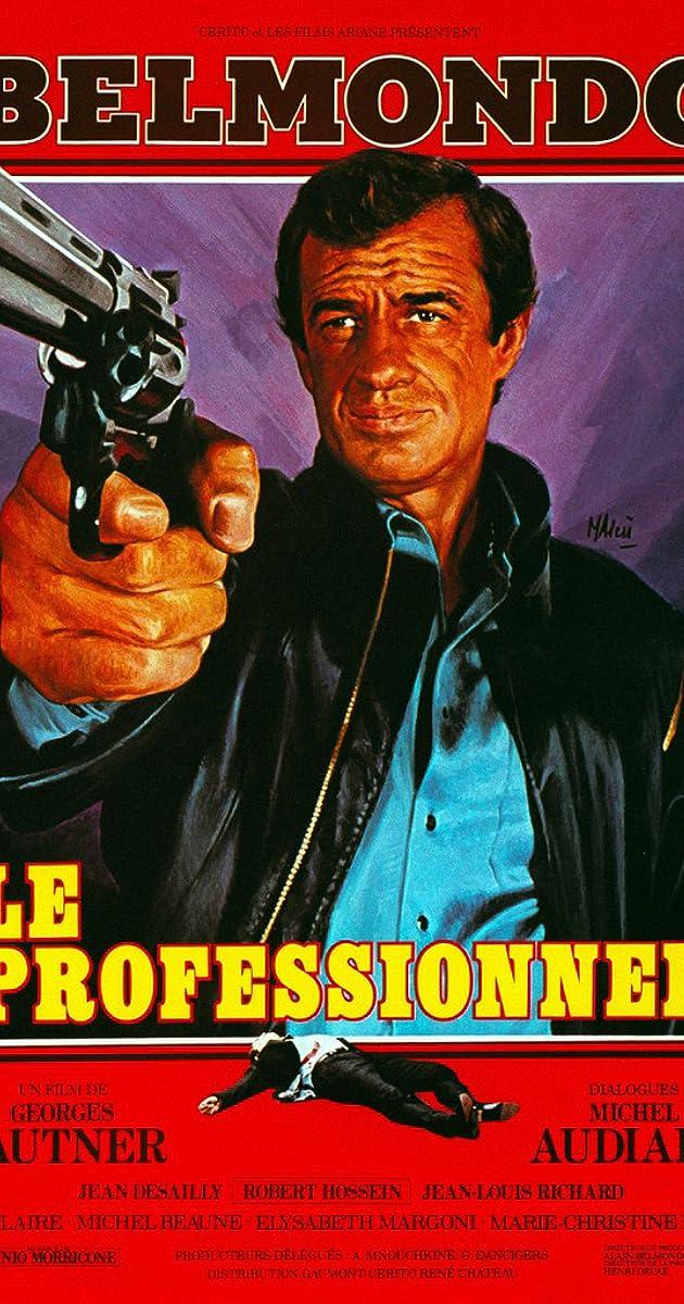 Profesionalas / Le professionnel (1981) Online