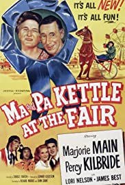 Ma and Pa Kettle at the Fair (1952) Poster - Movie Forum, Cast, Reviews