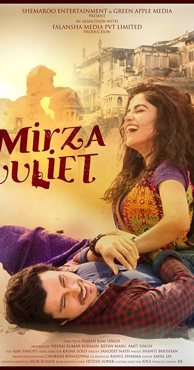 Mirya Julliet (2017) Hindi Movie DVDRip Download / Online In 300MB