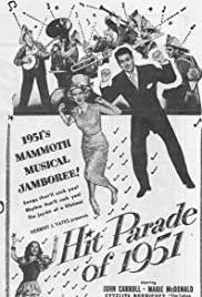 Hit Parade of 1951 Poster