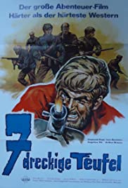 The Seven Red Berets Poster