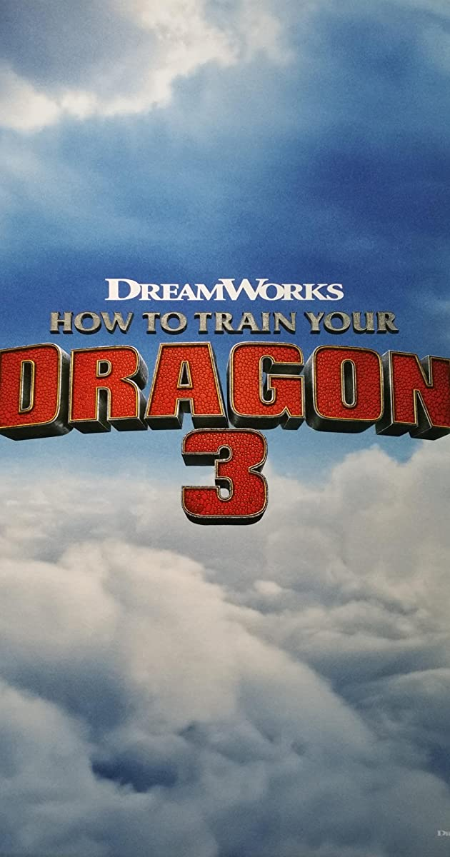 how to train your dragon 3 imdb