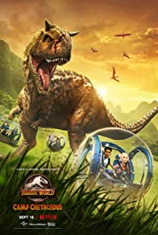 Jurassic World: Camp Cretaceous - Season 1 poster