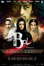 Bol (2011) Poster - Movie Forum, Cast, Reviews