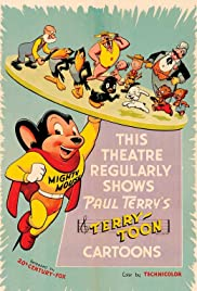 The Mighty Mouse Playhouse Poster - TV Show Forum, Cast, Reviews