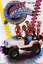 The Great Bikini Off-Road Adventure (1994) Poster - Movie Forum, Cast, Reviews
