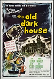 The Old Dark House (1963) Poster - Movie Forum, Cast, Reviews
