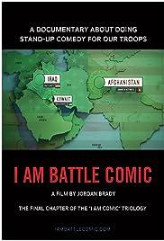 I Am Battle Comic Poster