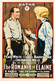 The Romance of Elaine Poster