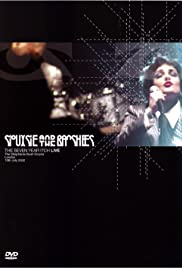 Siouxsie and the Banshees: The Seven Year Itch Live Poster