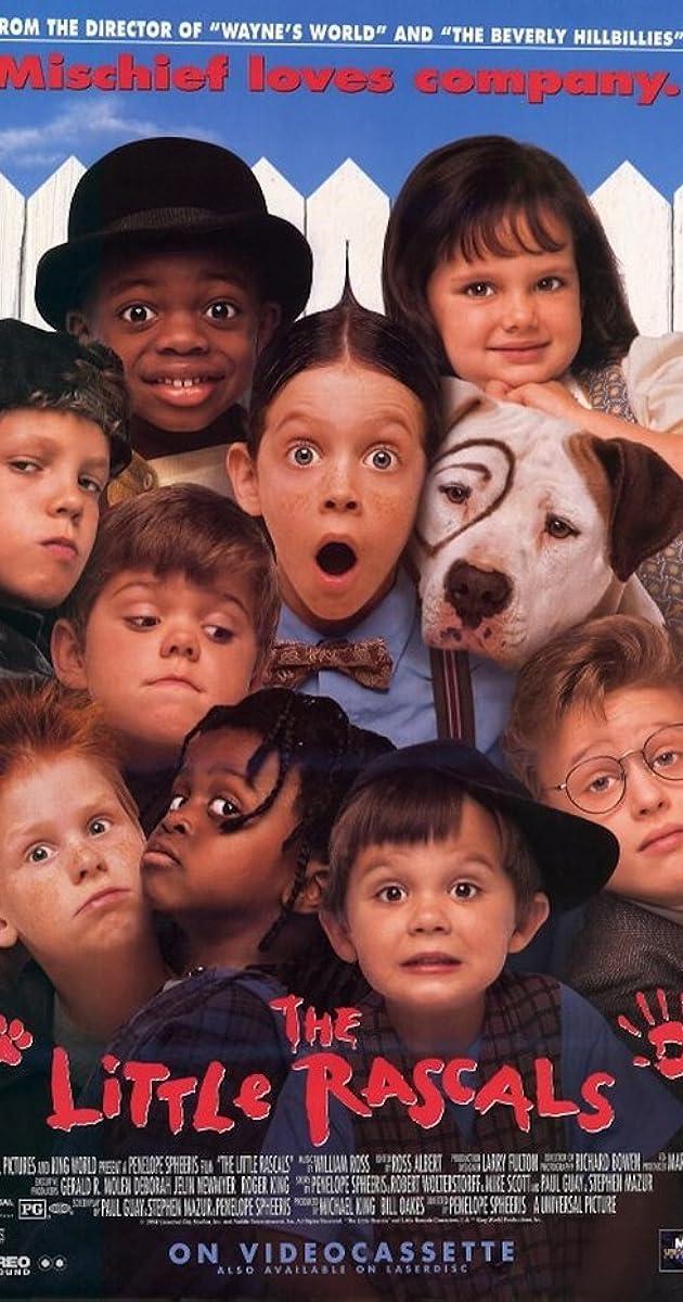 the little rascals 1994 imdb