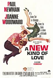 A New Kind of Love (1963) Poster - Movie Forum, Cast, Reviews