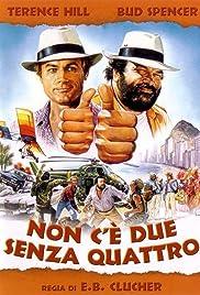 Non c'è due senza quattro(1984) Poster - Movie Forum, Cast, Reviews