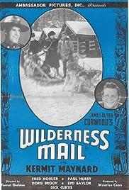 Wilderness Mail Poster