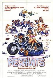 Recruits(1986) Poster - Movie Forum, Cast, Reviews