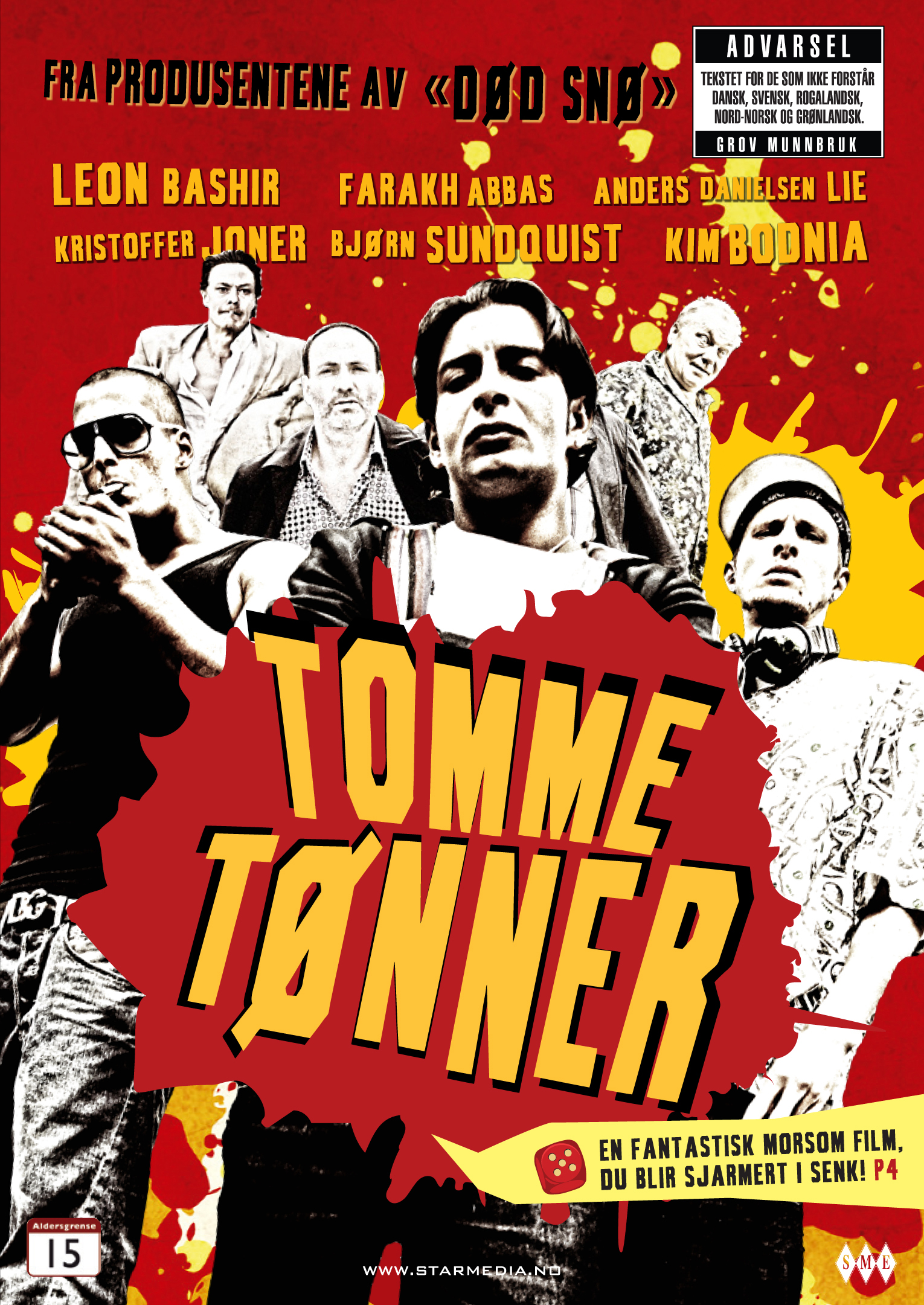 image Tomme tønner Watch Full Movie Free Online