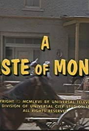 A Taste of Money Poster