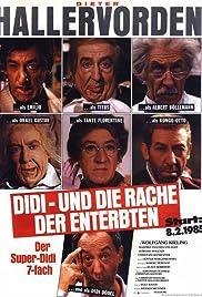 Didi und die Rache der Enterbten(1985) Poster - Movie Forum, Cast, Reviews