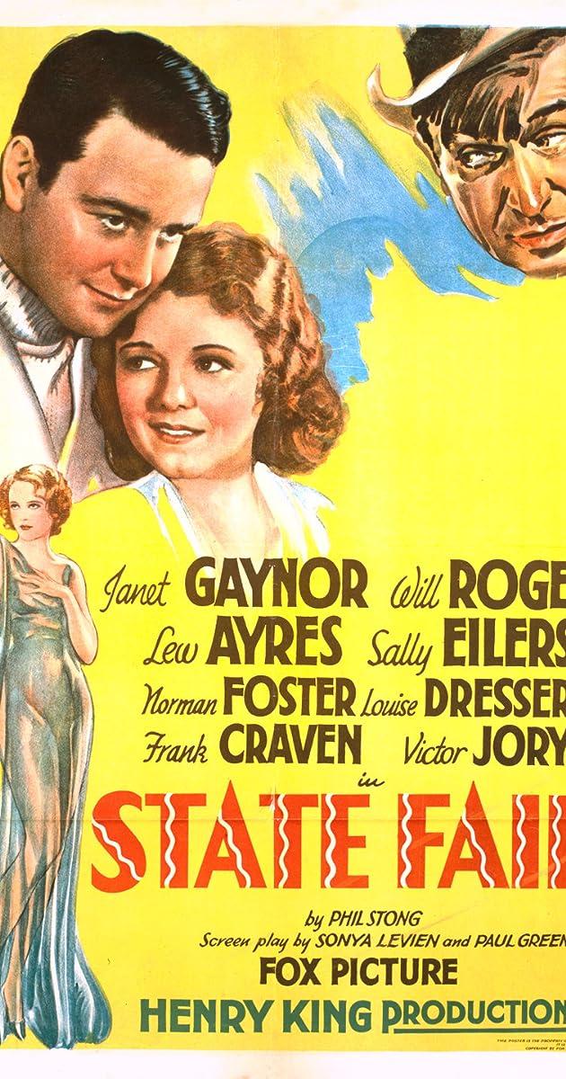 state fair 1933 imdb