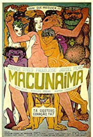 Macunaima (1969) Poster - Movie Forum, Cast, Reviews
