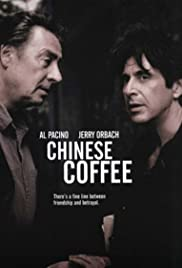 Chinese Coffee Poster