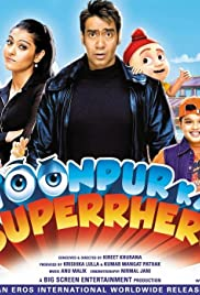 Toonpur Ka Superrhero (2010) Poster - Movie Forum, Cast, Reviews