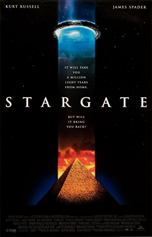 Stargate, puerta a las estrellas -