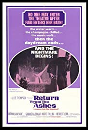 Return from the Ashes (1965) Poster - Movie Forum, Cast, Reviews