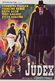 Judex(1963) Poster - Movie Forum, Cast, Reviews