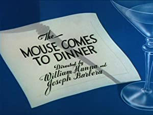 The Mouse Comes to Dinner Poster