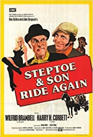 Steptoe and Son Ride Again Poster