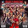 Jim Fullington, Terry Gerin, Tommy Dreamer, Yoshihiro Tajiri, Bobby Roode, Chris Mordetzky, and Thea Trinidad in House of Hardcore X (2015)
