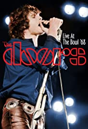The Doors: Live at the Bowl '68 (2012) Poster - Movie Forum, Cast, Reviews