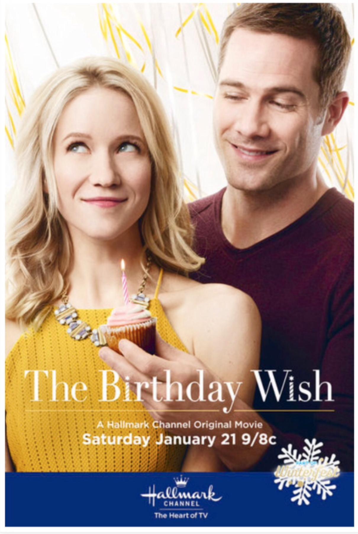 image The Birthday Wish (2017) (TV) Watch Full Movie Free Online