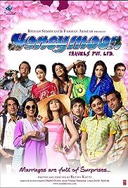 Honeymoon Travels Pvt. Ltd.(2007) Poster - Movie Forum, Cast, Reviews