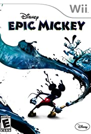 Epic Mickey (2010) Poster - Movie Forum, Cast, Reviews