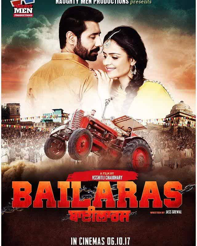 Bailaras 2017 Full Punjabi Movie 720p HDRip full movie watch online freee download at movies365.lol