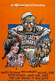 The Last Remake of Beau Geste (1977) Poster - Movie Forum, Cast, Reviews