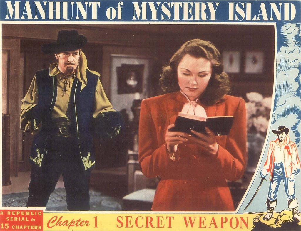 Manhunt of Mystery Island Manhunt of Mystery Island 1945
